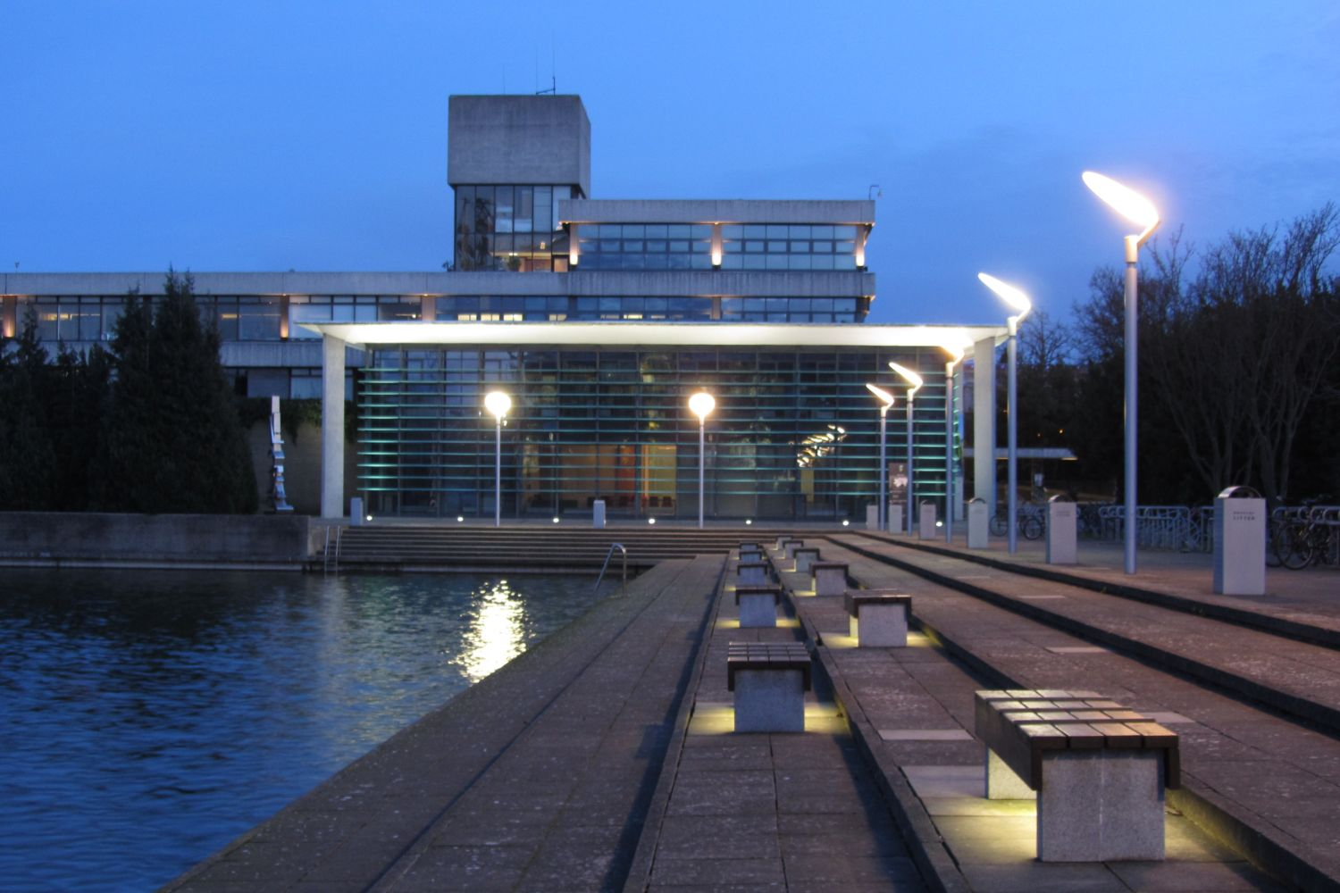 UCD, Belfield (view)